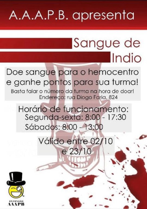 PDE_Sangue de Índio